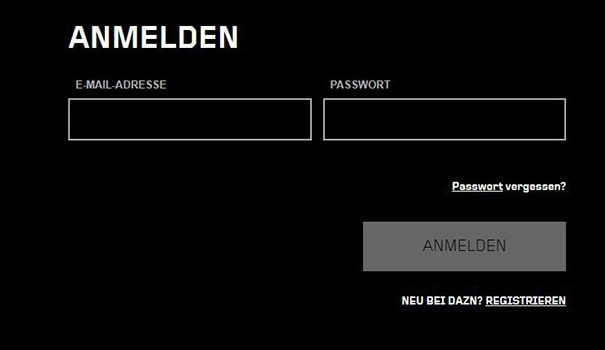 Photo of DAZN-Login: So meldest Du Dich beim Streaming Anbieter an