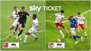 Inhalte im Sky Supersport Ticket