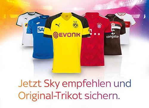 Photo of Sky Freundschaftswerbung: 100 € Gutschrift pro Empfehlung