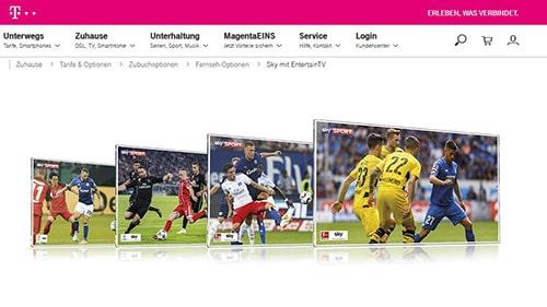 Photo of Sky über Entertain TV nutzen: Alle Infos für Telekom Kunden