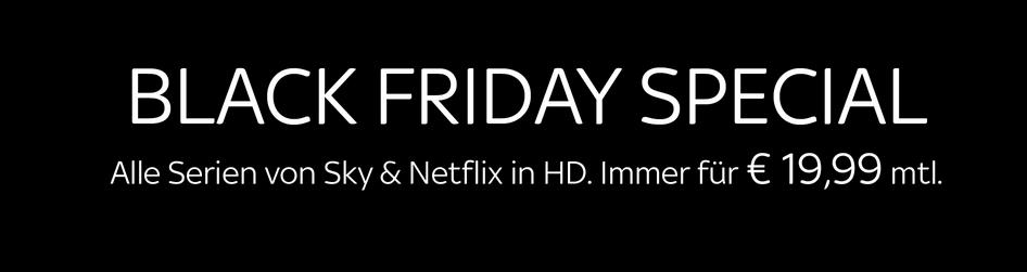 Sky Black Friday 2018