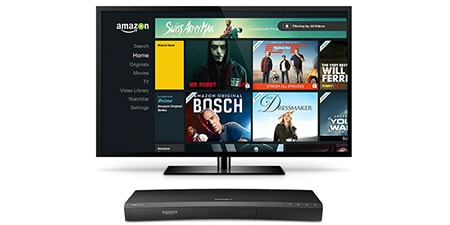 Amazon Prime Video auf Smart TV