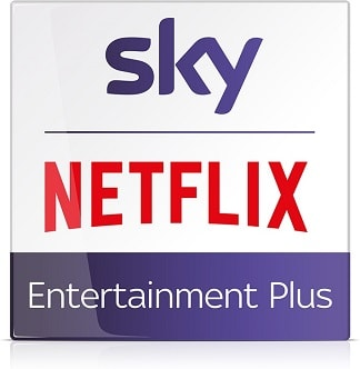 Sky Entertainment Plus Paket im Weihnachtsangebot