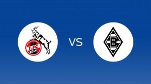 1. FC Köln - Bor. Mönchengladbach Live-Spiel