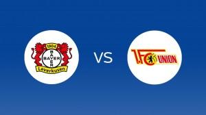 Bayer 04 Leverkusen - 1. FC Union Berlin live bei Sky
