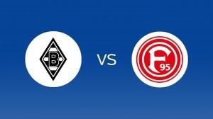 Borussia Mönchengladbach - Fortuna Düsseldorf live bei Sky