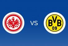 Eintracht Frankfurt - Borussia Dortmund live bei Sky