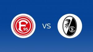 Fortuna Düsseldorf - SC Freiburg live bei Sky