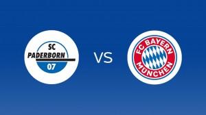 SC Paderborn 07 - Bayern München live bei Sky