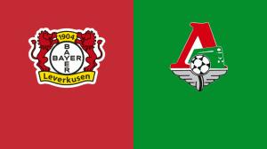 Bayer 04 Leverkusen - Lokomotive Moskau Live im TV & Livestream