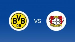 Borussia Dortmund - Bayer 04 Leverkusen Live-Spiel