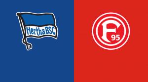 Hertha BSC - Fortuna Düsseldorf live bei DAZN