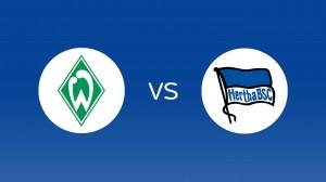 Werder Bremen - Hertha BSC Live-Stream