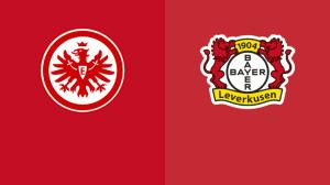 Eintracht Frankfurt - Bayer 04 Leverkusen live