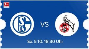 FC Schalke 04 - 1. FC Köln live bei Sky