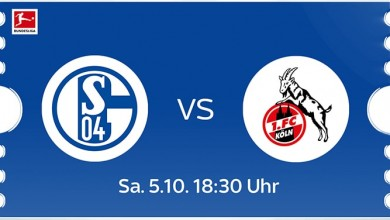 Photo of FC Schalke 04 – 1. FC Köln live bei Sky, DAZN und Amazon Music
