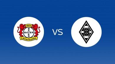 Photo of Bayer 04 Leverkusen – Bor. Mönchengladbach: Am 02.11. um 15:30 Uhr live bei Sky