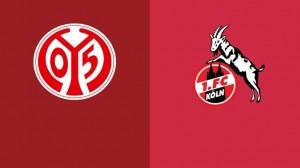 1. FSV Mainz 05 - 1. FC Köln: Heute Live bei DAZN
