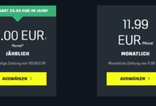 Photo of Kosten und Preise beim Streaming Anbieter DAZN auf einen Blick
