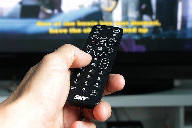 Fernsehen bei einem Pay-TV Anbieter