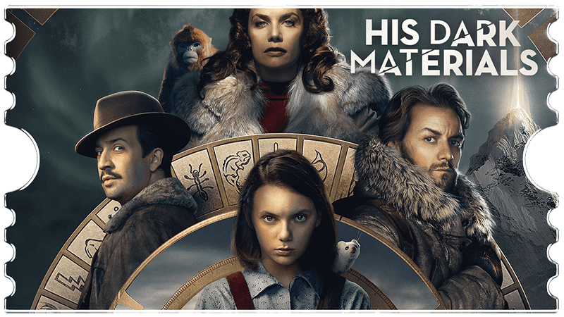 His Dark Materials: Neu bei Sky - ab 25.11.