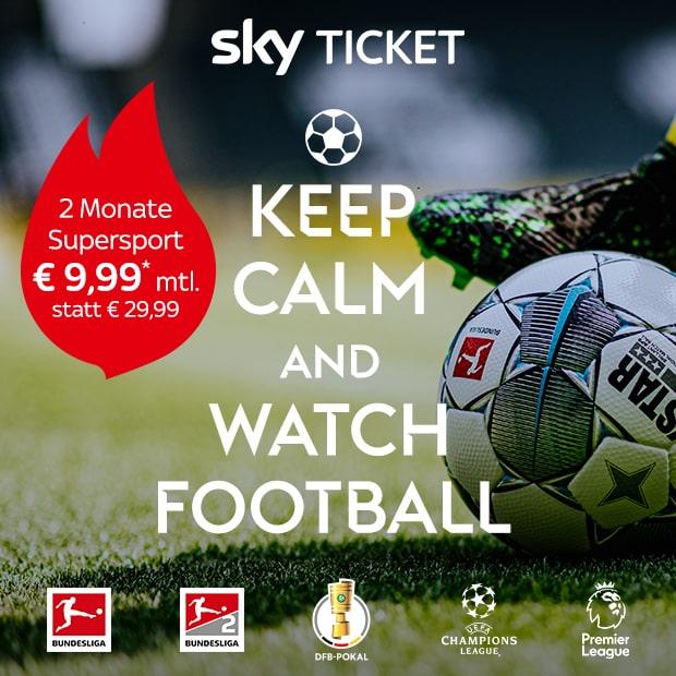 Sky Ticket Angebote für Bestandskunden