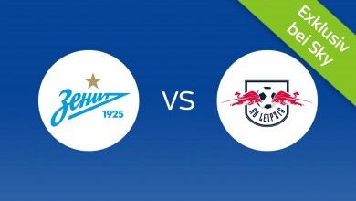 Photo of Zenit St. Petersburg – RB Leipzig: Heute Live bei Sky