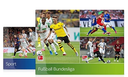 Sky Bundesliga + Sport Abo im Weihnachtsangebot