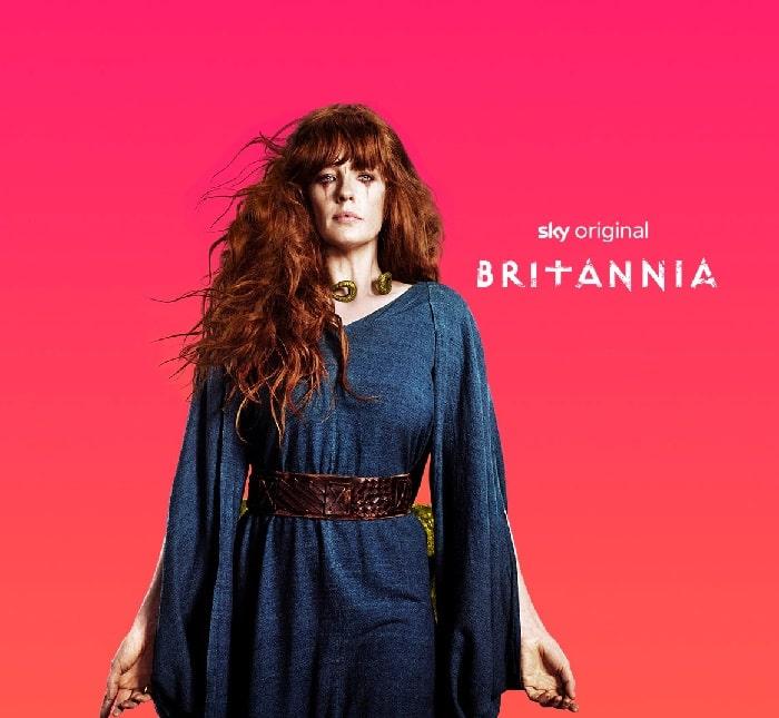 Britannia im Stream bei Sky Ticket