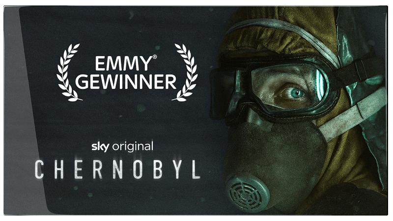 Chernobyl bei Sky Ticket für nur 4,99 € streamen