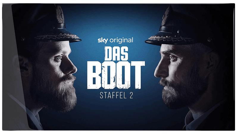 Das Boot (Staffel 2) mit Sky Ticket für nur 4,99 € streamen