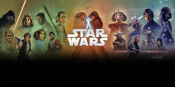 Star Wars bei Disney+: Diese Star Wars Filme können Disney Plus Kunden sehen