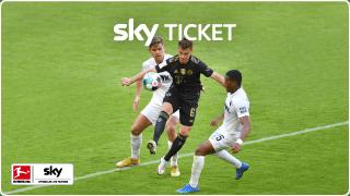 Bundesliga mit Sky Ticket streamen: ab 9,99 € (jederzeit kündbar)