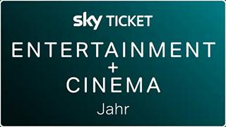 Sky Entertainment & Cinema Monatsticket Angebot